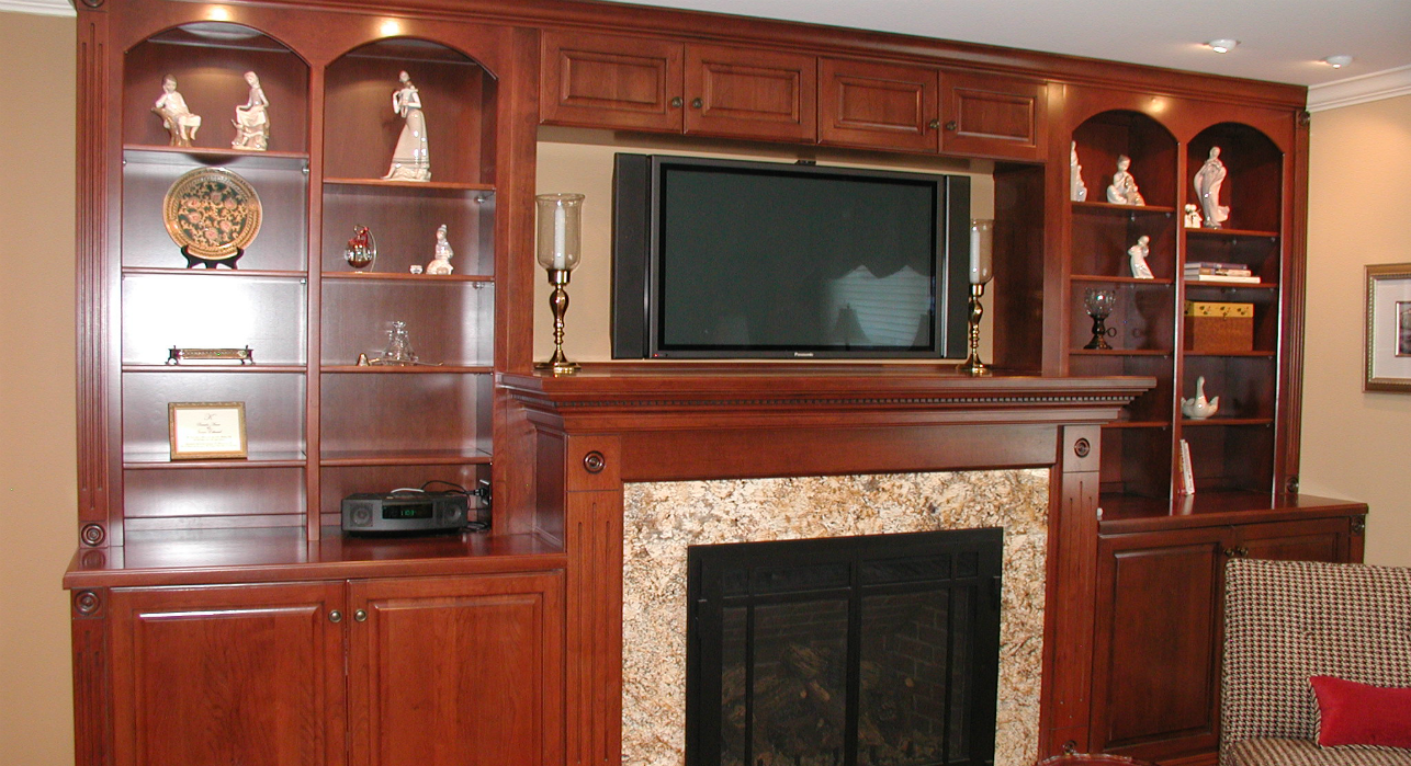 Wall Units & Entertainment Centers